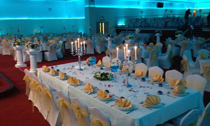 Royale Suite The Banqueting Palace Birmingham Wedding Venues